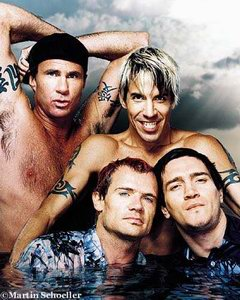 Red Hot Chili Peppers Picture