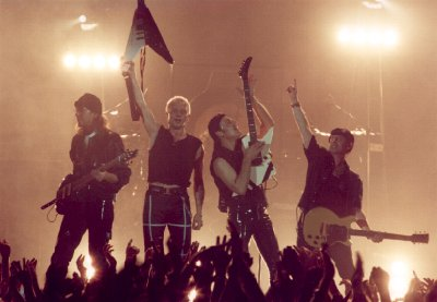 The Scorpions picture